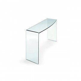 Consolle Connubia Calligaris Enter in vetro