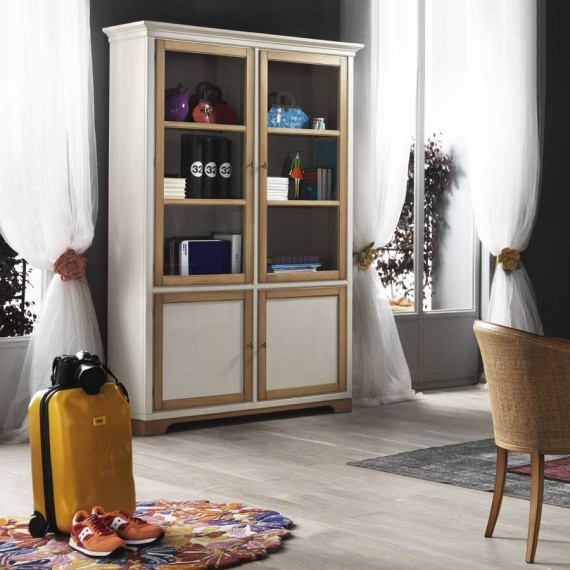 Credenza classica due ante Country Club FLAI