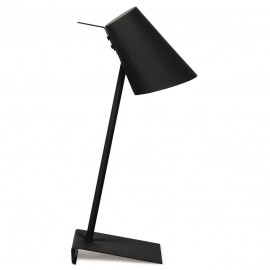 Lampada da tavolo in ferro Idea Home Creativity Cindy