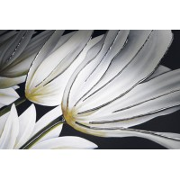 Pannello quadro decorativo Pintdecor Tulipani