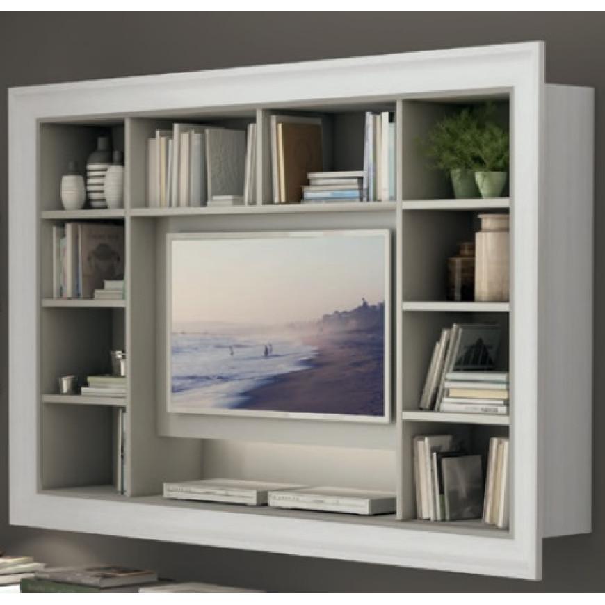 Porta Tv Sospeso Con Cornice.Porta Tv Classico Sospeso Con Cornice Colombini Casa L233