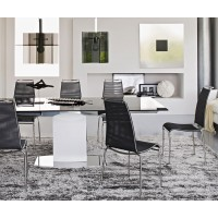 Sedia da cucina Connubia Calligaris Air High