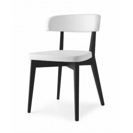 Sedia design nordico Connubia Calligaris Siren