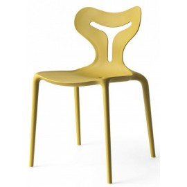 Sedia impilabile Connubia Calligaris Area 51