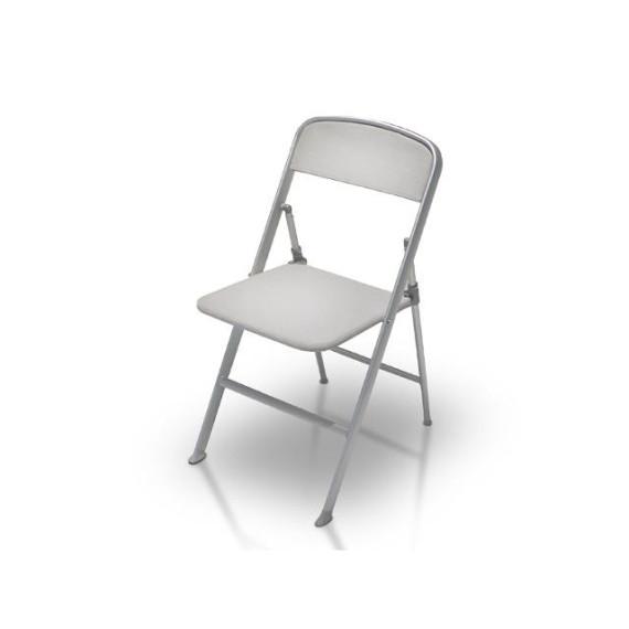 Sedie Pieghevoli Con Carrello Calligaris.Sedia Pieghevole In Alluminio Calligaris Alu Abitarearreda It