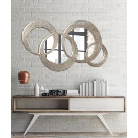 Specchiera decorativa Pintdecor Circles Media