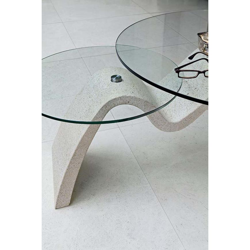 Tavolino basso rotondo Target Point Vertigo | ABITAREarreda.it