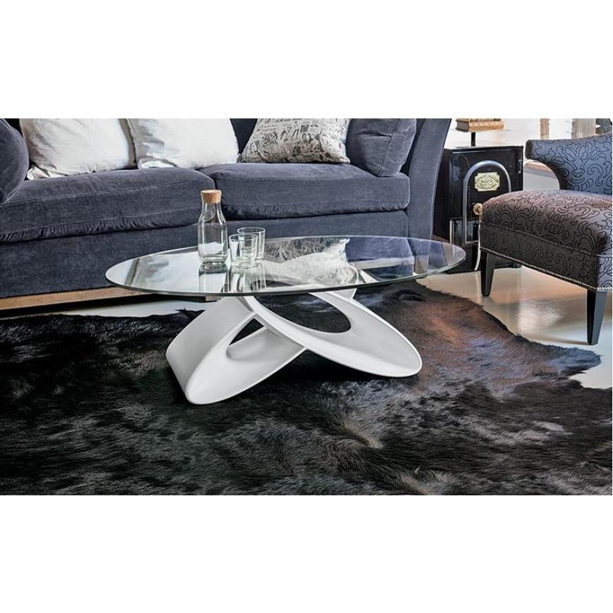 Tavolino da soggiorno moderno Eclipse | ABITAREarreda.it