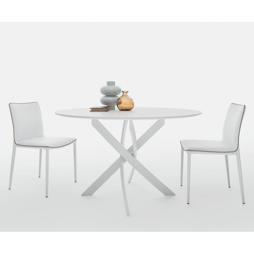Tavolo fisso design moderno Bontempi Casa Barone | ABITAREarreda.it