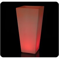 Vaso luminoso elegante Robert