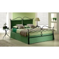 Letto matrimoniale in ferro moderno Target Point Lucy