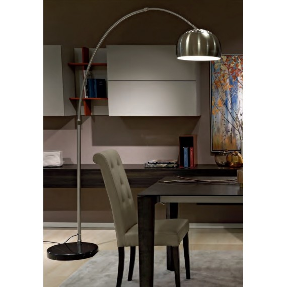 Piantana ad arco Lilium Idea Home Creativity Colombini