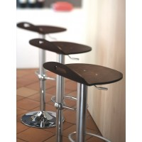 Sgabello Connubia Calligaris Rock CB/1339