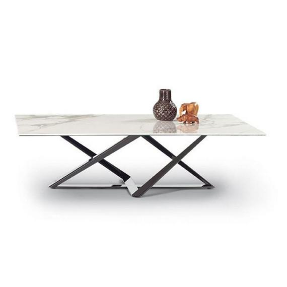 Tavolini Da Salotto Bontempi.Tavolino Da Salotto Rettangolare O Quadrato Bontempi Casa Millennium