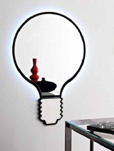 Specchi da bagno - Specchio bagno con luce integrata ...